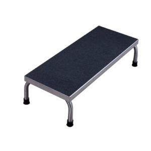 Foot Stool 1 Step Size 30 W X 7 75 H X 12 D